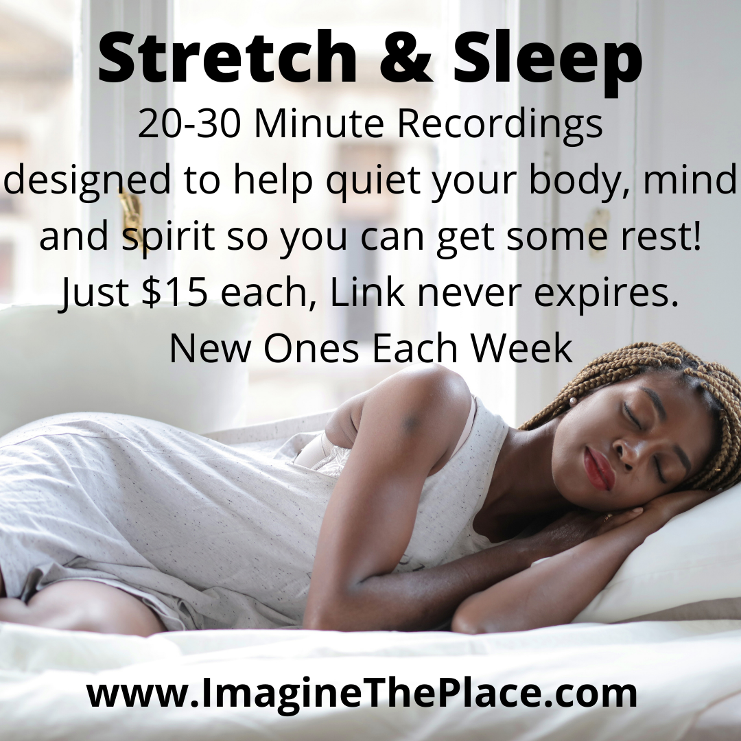 Stretch & Sleep